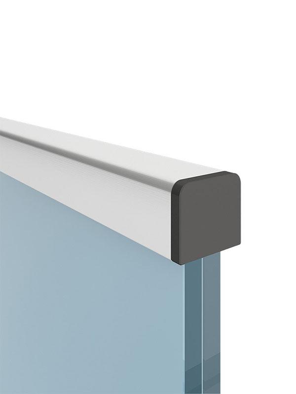 Balustrada sticla - Mana curenta drepata- SmartFenster