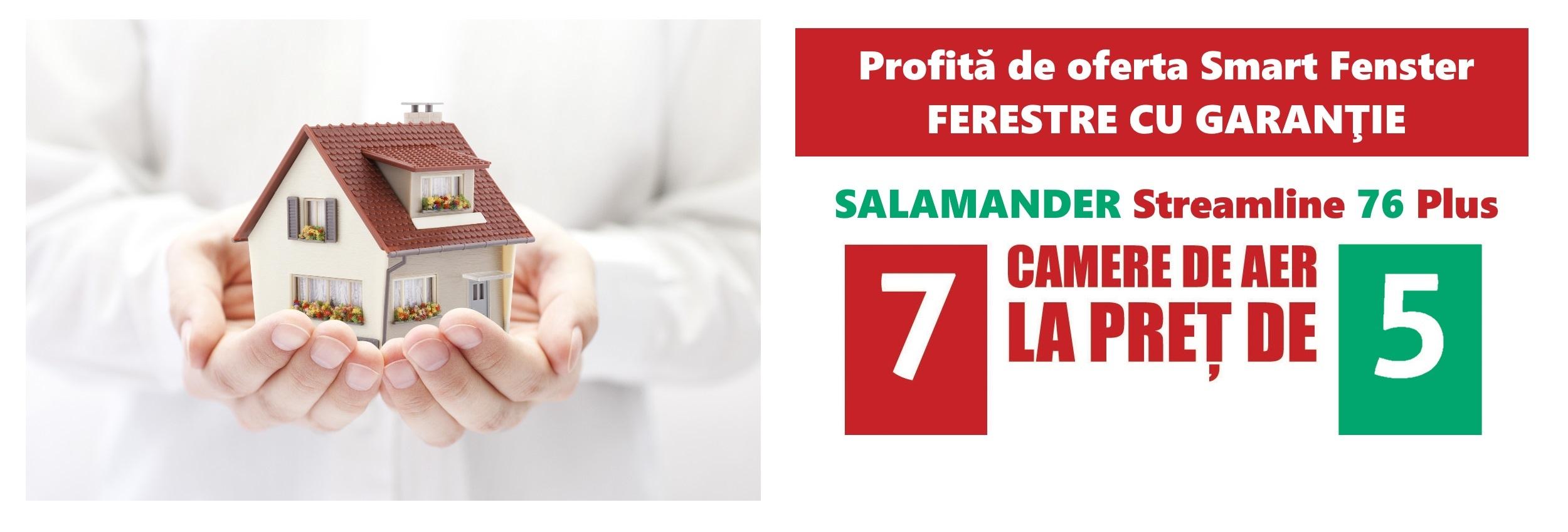 Promotie Salamander 7 camere - Smartfenster