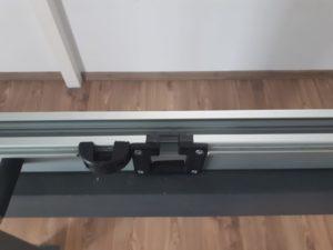 Glisant Pliant sticla 8 mm standard TANGO sistem de inchidere